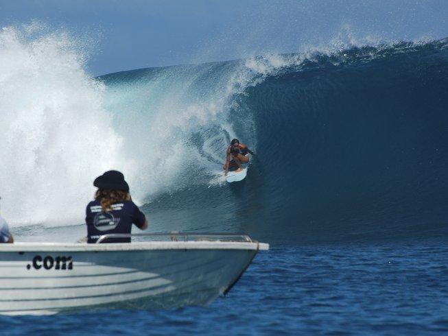 7 Days Fun Surf Camp Nias, North Sumatra, Indonesia