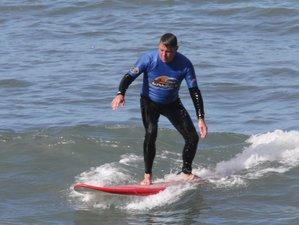 8 Days Amazing Surf Camp in Porto da Cruz, Portugal