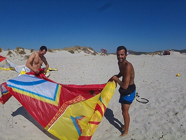 7 Days Kite Surf Camp in Italy