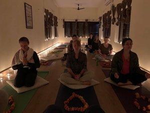 3 días de pranayama, meditación y retiro de yoga en Rishikesh, India
