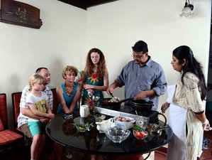 8 Days Yoga, Meditation, Ayurveda, and Cooking Holiday in Kerala, India