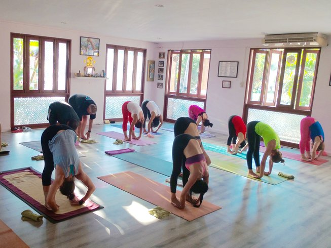 8 Days Anti-Aging and Yoga Retreat Thailand