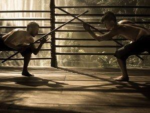 9 Days Kalari Holiday (Martial Art and Yoga), Koh Phangan, Thailand