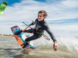 7 Days Kitesurfing Surf Camp in Marsala, Sicily, Italy
