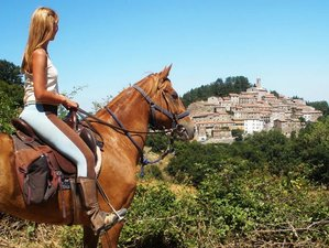 8 Days Exciting Horse Riding Holiday in Tuscany, Italy
