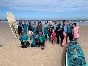 7 Tage Yoga, Surfen und ganz viel Meer mit Anna und Anja in Portugal