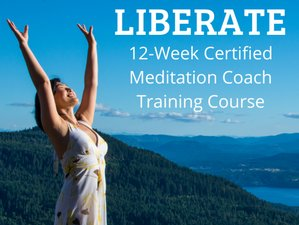 12 Week Online Liberate Meditation Coach Training Course with Sura Kim