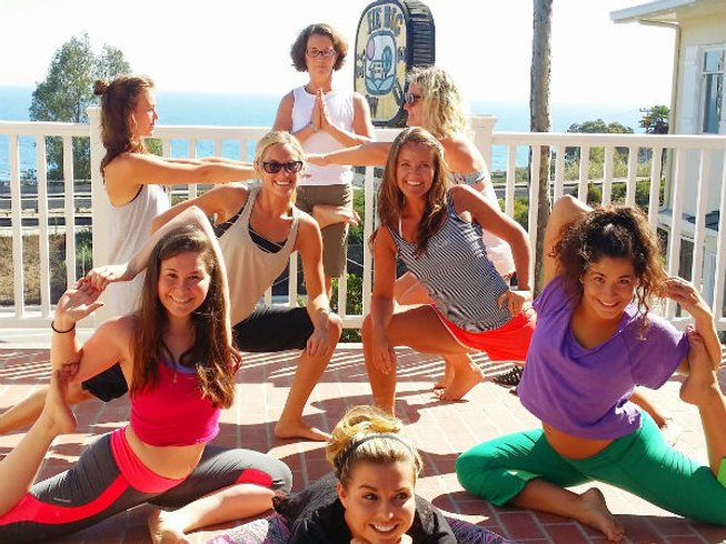 55 Days 500hr Hot Yoga Teacher Training in California