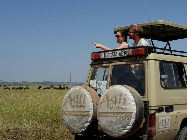 7 Days Classic Safari in Tanzania