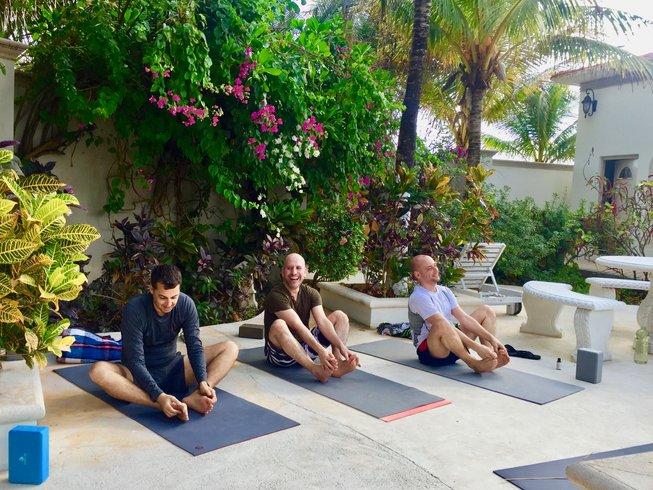 4 jours en stage de luxe de yoga et méditation au Mexique