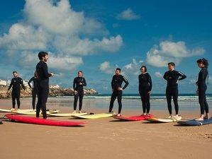 4 Days Fantastic Surf Camp in Peniche, Portugal