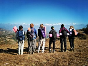 4 Days Hiking and Yoga Holiday in Kathmandu Valley, Nepal