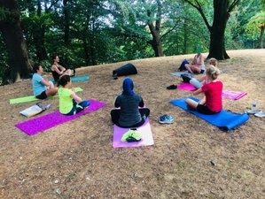 3-Daagse Yoga, Wellness, Meditatie en Wandel Retreat op ´t Mooiste Plekje van Nederland