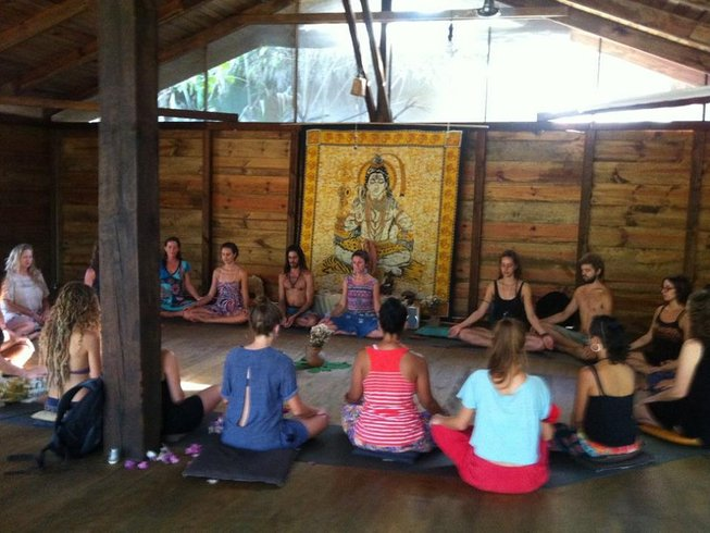 10 Days Meditation and Yoga Retreat in Mexico