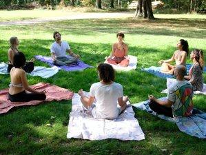4 Tage Holistischer Yoga Workshop und Meditation Retreat mit Ayurvedischer Küche in der Eifel