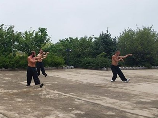 10 Months Culture & Martial Arts Training in China