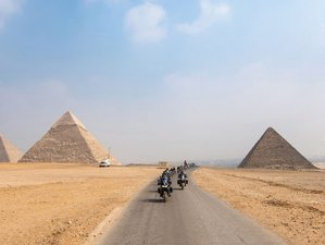 10 Day Cross-Country Adventure Guided Motorcycle Tour in Egypt