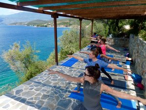 7 Days Dolphins Leap Vinyasa Yoga Holiday in Greece