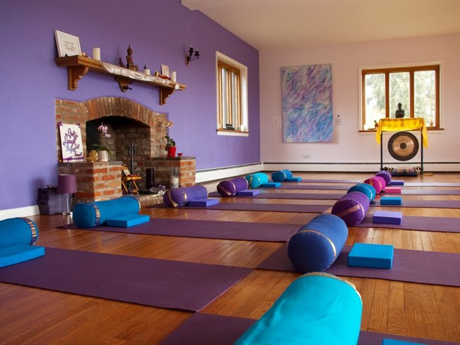 3 Days Next Level Living Weekend Meditation, Vegan Clean Cooking, and Yoga Retreat in England, UK