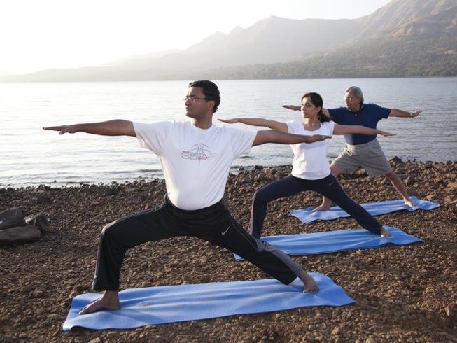 22 Days Age Reversal Yoga Retreat in Pune, India