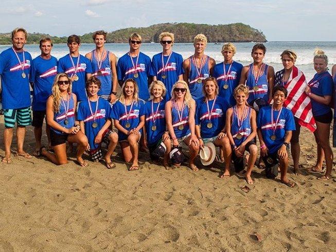 10 Days Surfari Costa Rica Surf Camp