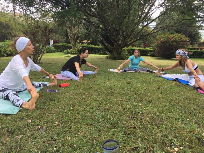 7 Tage Erfrischender & Gesunder Detox, Meditations- und Yoga Urlaub in der Coclé Provinz, Panama