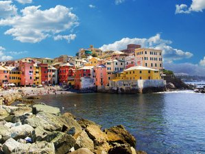 Light Italy Week: 8 Day of Yoga and Flavour in Genoa