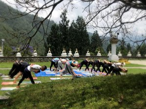 10 Day Transformational Yoga Meditation Retreat in Bhutan