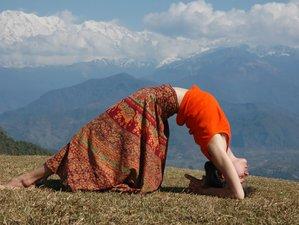 7 Tage Stressfreier Yoga und Meditation Retreat in Mestia