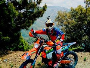 2 Day Enduro Motorcycle Tour in Benahavis, Andalusia