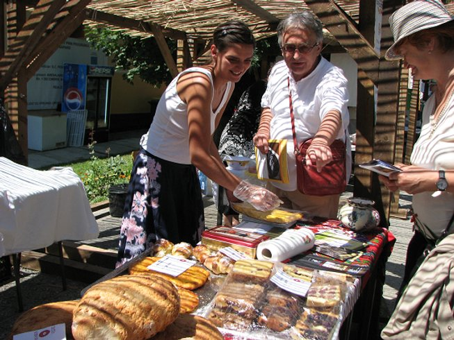 5 Days Cooking & Wine Holiday in Transylvania