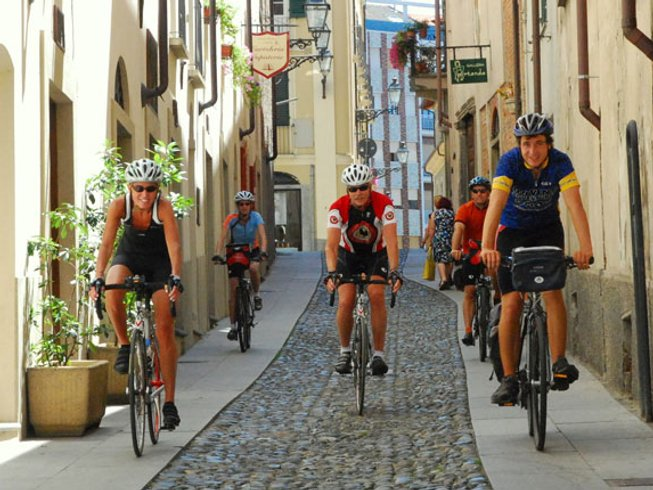 10 Days Italy Bike Tours and Cooking Holidays