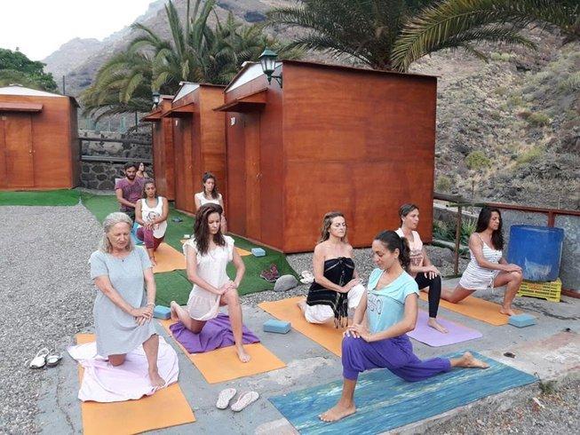 8-Daagse Yoga Retreat met Nieuwjaar in Fuerteventura, Spanje