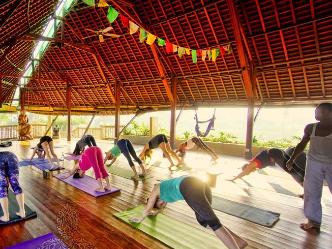 6 Days Mother and Daughter Yoga Retreat in Bali