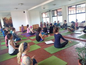 22 Days 200-Hr Classical Multi Style Yoga Teacher Training in Chandragiri Hill, Nepal Himalayas