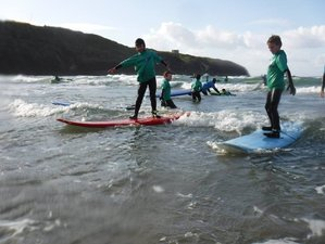 6 Days Kids and Teens' Surf Camp Ireland