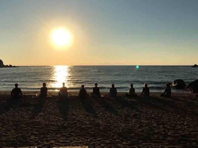 6-Daagse Hot Yoga en Detox Retraite in Ibiza, Spanje