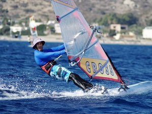 7 Days Skill-Enhancing Windsurf Camp in Rhodes, Greece