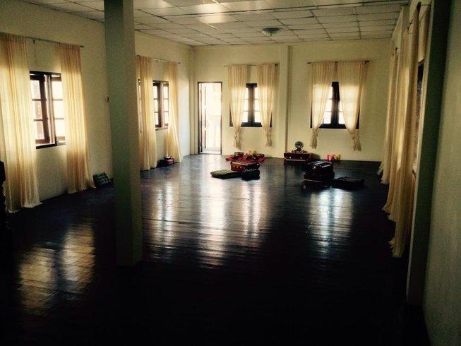 22 Days Hatha Yoga Retreat in Thailand