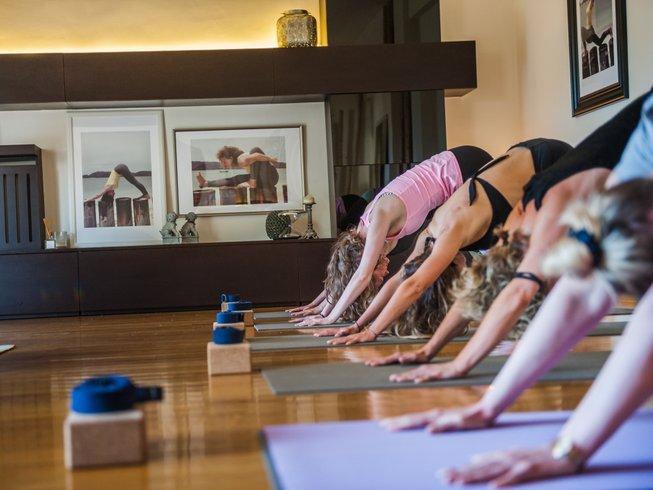29-Daagse 200-urige Yoga Docententraining in Griekenland
