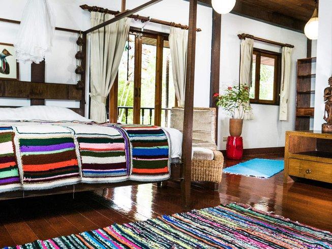 7 días para descubrir y conectar con un retiro de yoga en Ko Phangan, Tailandia