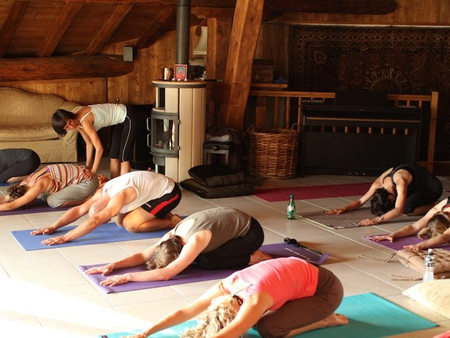 5 Days Customized Meditation and Yoga Retreat in France