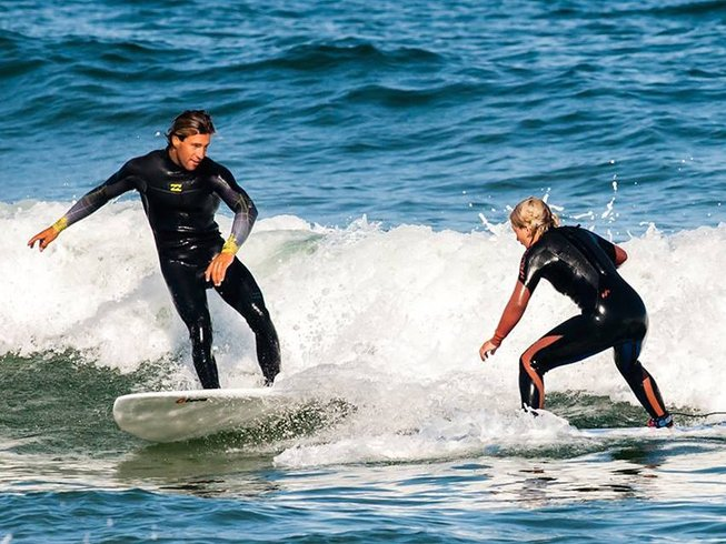 7 Days Surf Camp in Ericeira, Mafra, Portugal