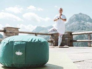 4 Tage Berg Yoga Urlaub auf dem Arlberg, Vorarlberg