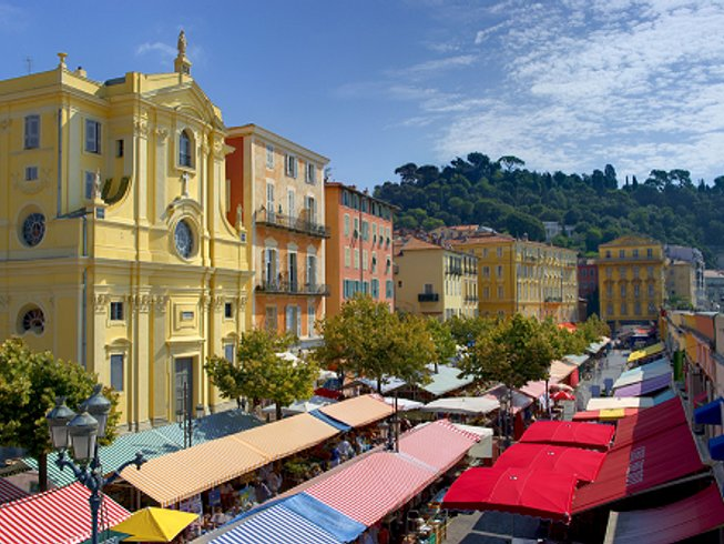 7 Days Luxury Culinary Vacations in the French Riviera