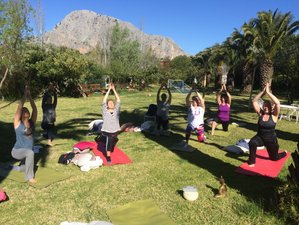 5 Days Energizing Yoga Retreat Spain