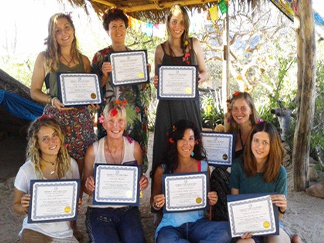 13 Day 200-Hour YTT for Women in Todos Santos, Mexico