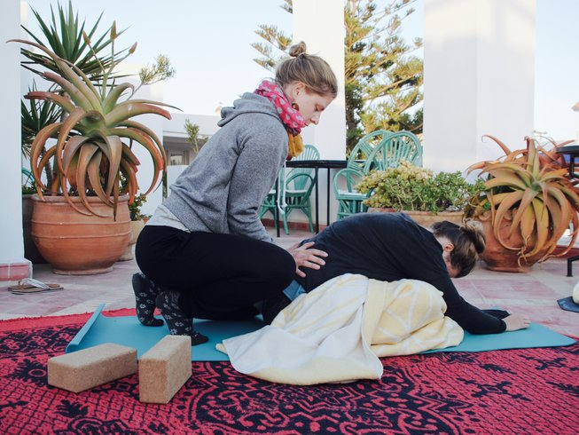 5-Daagse Stedelijke Marrakech Yoga Retraite in Marokko