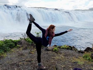 7 Days Hiking, and Yoga Retreat in Iceland