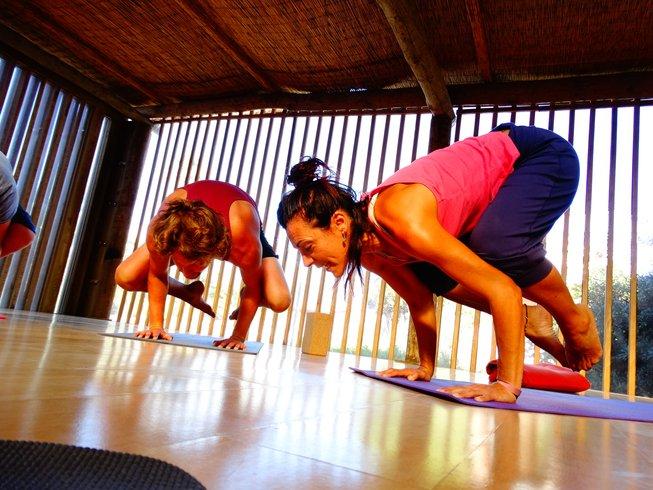 8 Days Mountain Biking and Yoga Retreats in Lisboa, Portugal